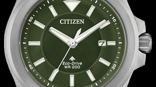 Gents Citizen Eco-Drive Promaster Tough BN0211-09X