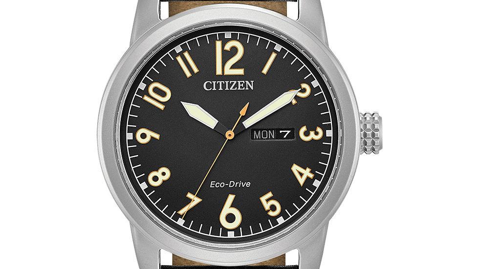 Gents Citizen Eco-Drive Chandler BM8471-01E