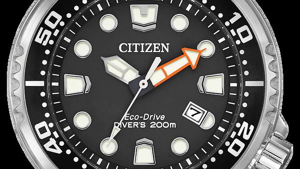 Gents Citizen Eco-Drive Promaster Dive BN0150-28E