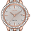 Thumbnail: Ladies Citizen Eco-Drive Silhouette Crystal EW2348-56A