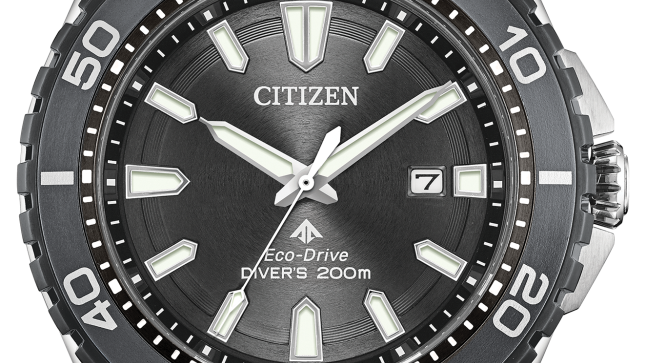 Gents Citizen Eco-drive Promaster Diver BN0198-56H