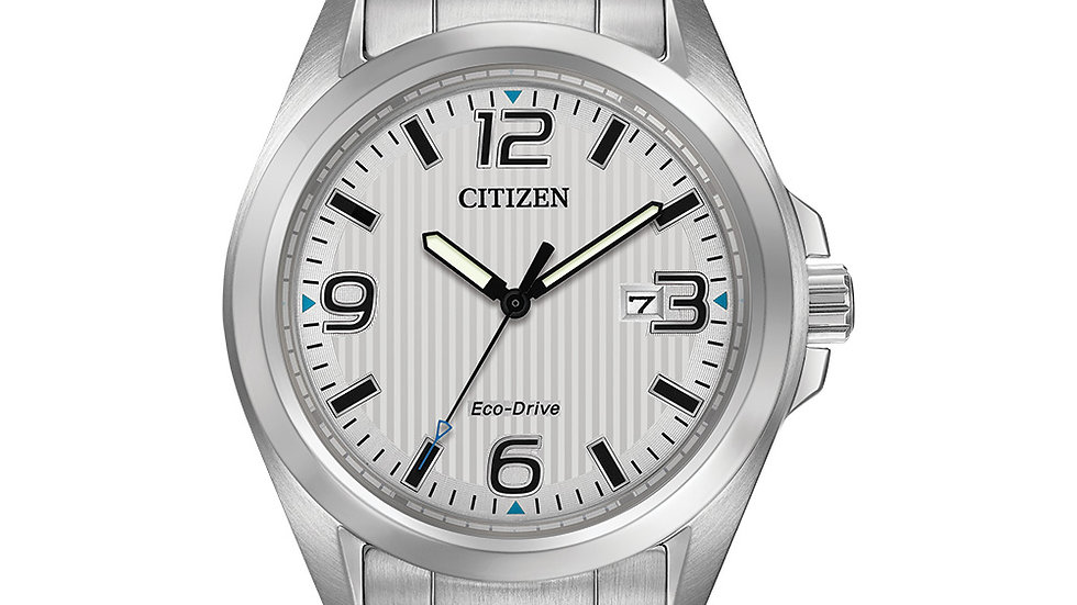 Gents Citizen Eco-Drive Chandler AW1430-86A