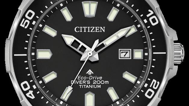 Gents Citizen Eco-drive Promaster Diver BN0200-56E