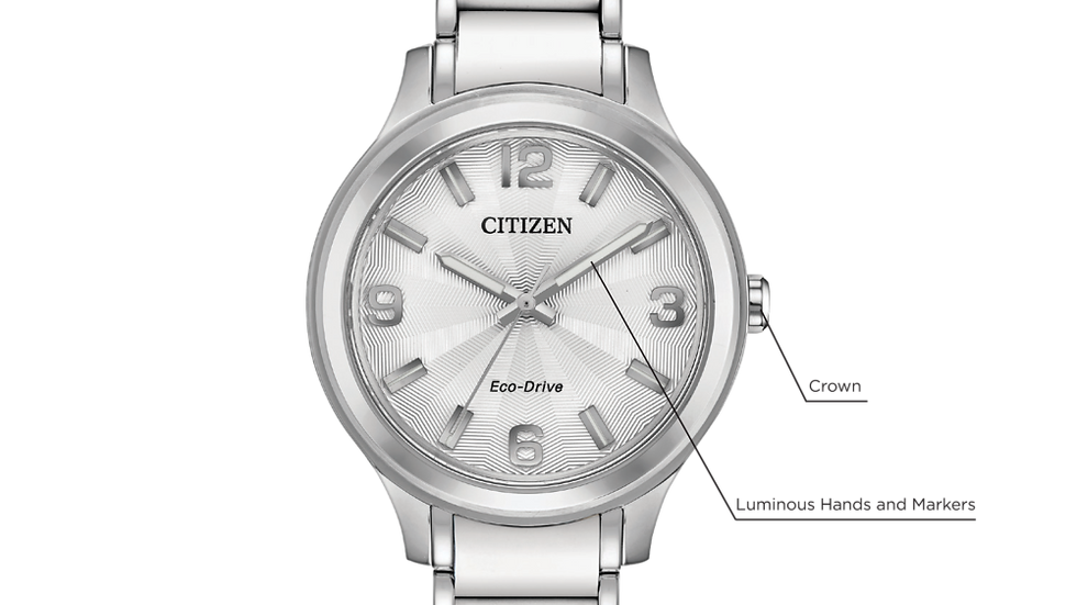 Ladies Citizen Eco-Drive Drive FE7070-52A