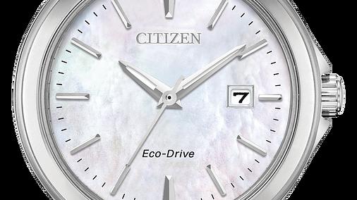 Ladies Citizen Eco-Drive Chandler EW2520-56Y