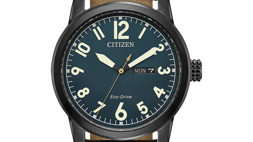 Gents Citizent Eco-Drive Chandler BM8478-01L
