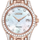 Thumbnail: Ladies Citizen Eco-drive Silhouette Crystal EW1228-53D