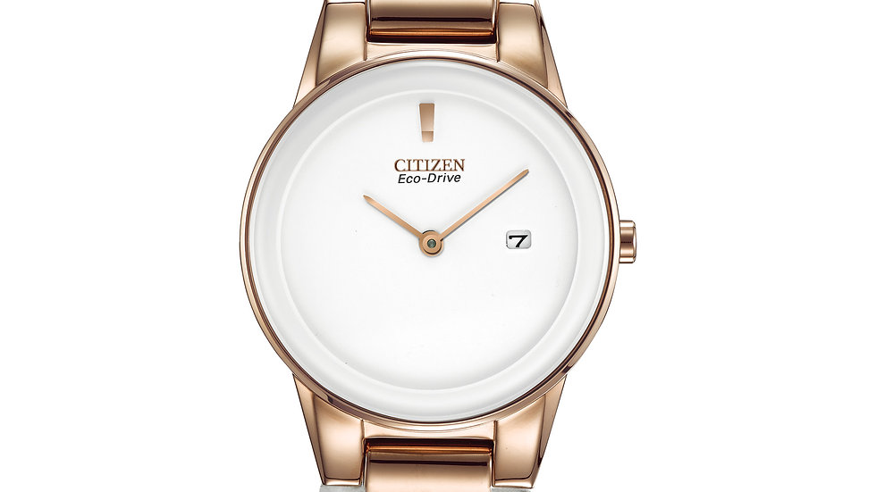 Ladies Citizen Eco-Drive Axiom GA1053-01A