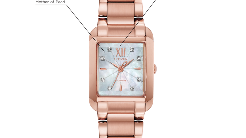 Ladies Citizen Eco-Drive Bianca EW5553-51D