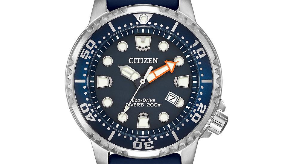 Gents Citizen Eco-Drive Promaster Diver BN0151-09L