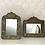 Thumbnail: Duo miroirs orientaux
