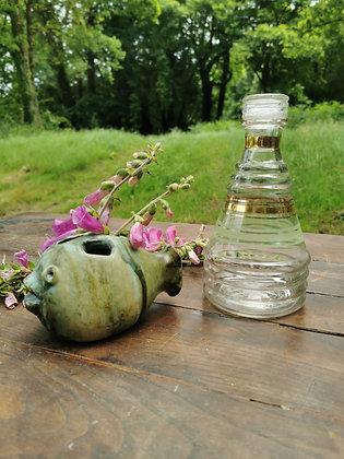 Pique fleur Jacques Bichat en céramique
