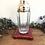 Thumbnail: Dessous de bouteille en céramique