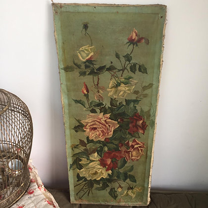 Toile ancienne