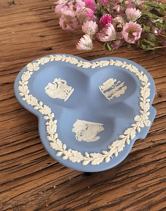 Cendrier en biscuit