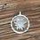 Thumbnail: Pendentif Edelweiss