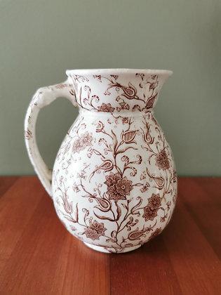 Pichet anglais en céramique