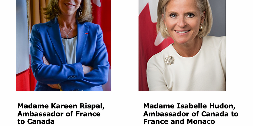 FCCCO's Executive Roundtable with Madame Kareen Rispal and Madame Isabelle Hudon