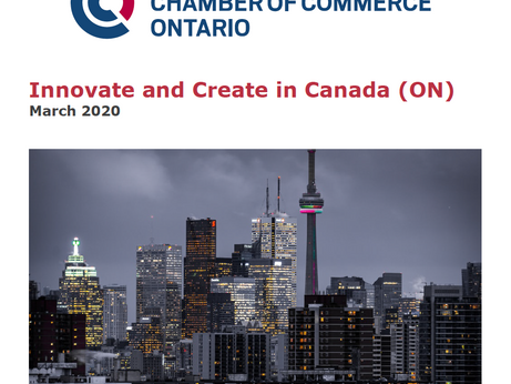 Innovate and Create in Canada (ON)