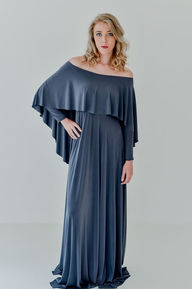 Issy Cape Dress