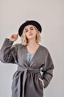 Freesia Coat