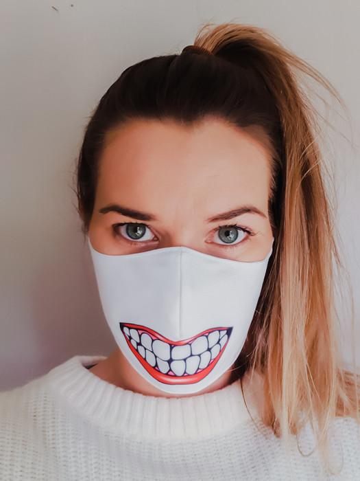 Mouth 2 Mask