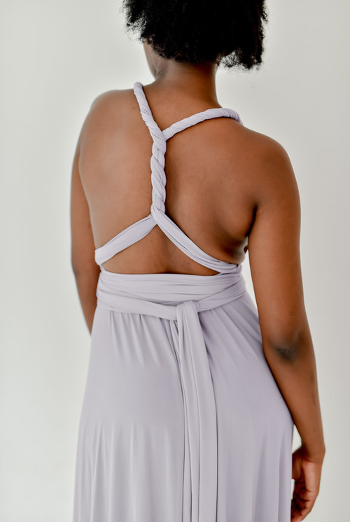 Convertible Dress - Dove Grey Back.jpg