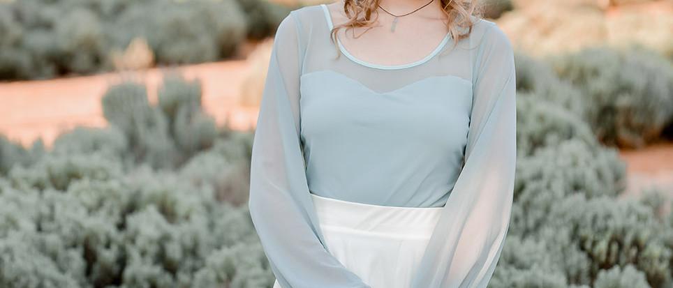 Gelique Daisy Top
