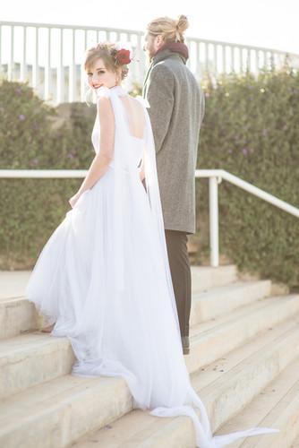 Ruby Wedding Dress