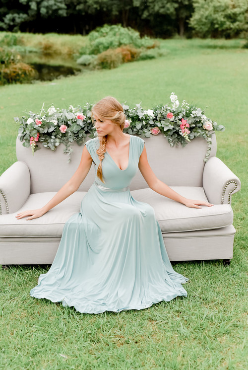 Gelique Rose Dress