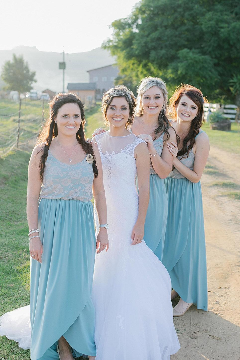 Perfect African American Bridesmaid Dresses Photos - Wedding Dress ...