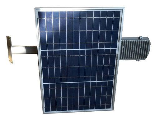 LUCE STRADALE SOLAR A LED IN PVC E METALLO 24W
