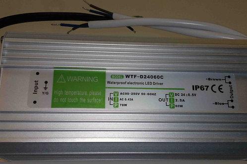 ALIMENTATORI IP67 - 60 WATT