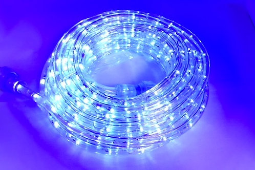 TUBO FLESSIBILE LED A INTERMITTENZA COLORE BLU