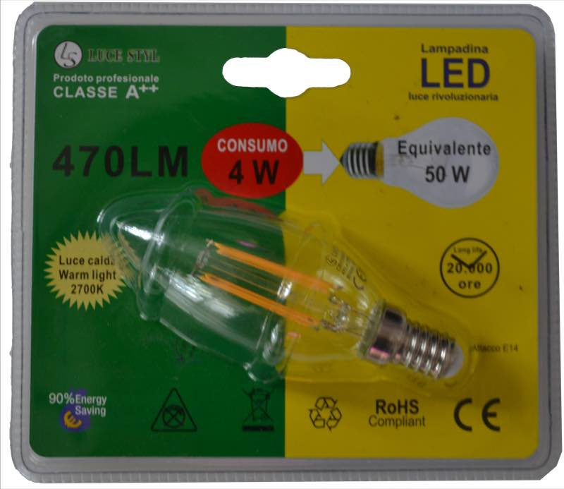 oliva4w led filament