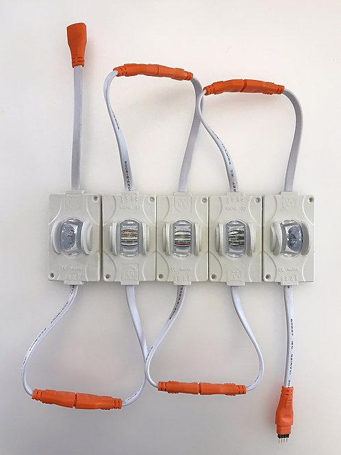 MODULO LED 5W RGB 12V IP67