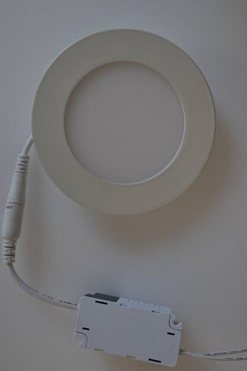 PANNELLO A LED ROTONDO 6W