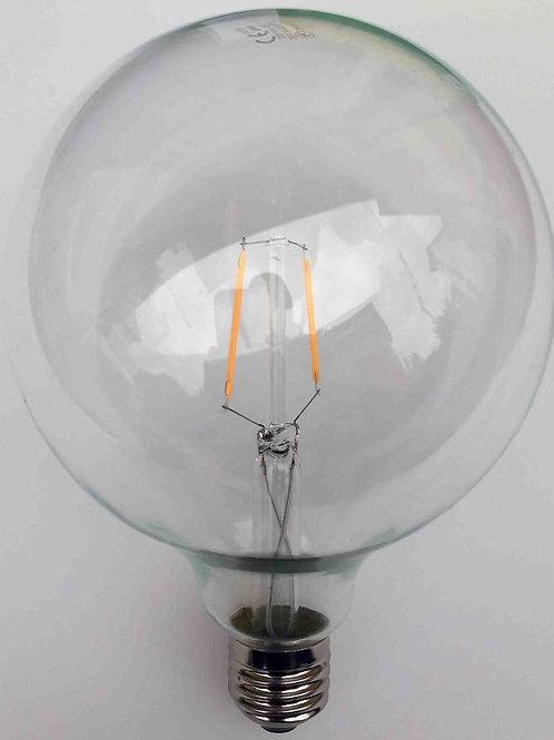 G125 LED FILAMENT 4.5W ATTACCO E27 - DIMMERABILE - promo da 30€ a 10.80€