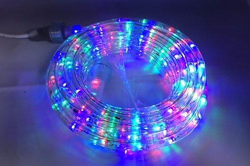 TUBO FLESSIBILE LED RGB PROLUNGABILE DA ESTERNO