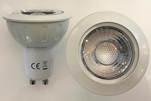 GU10 RGBW 4W COB O SMD