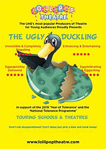 UGLY DUCKLING FLYER curtain up 2020 (2).