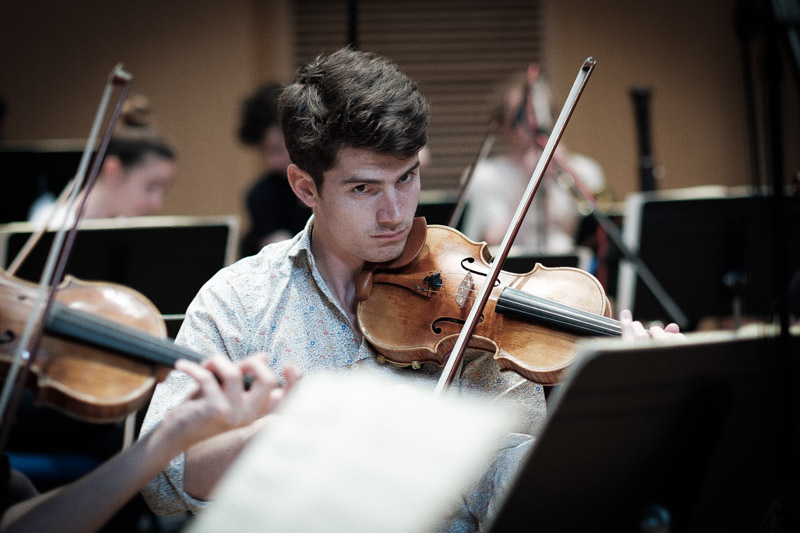 Thomas Descamps, violoniste