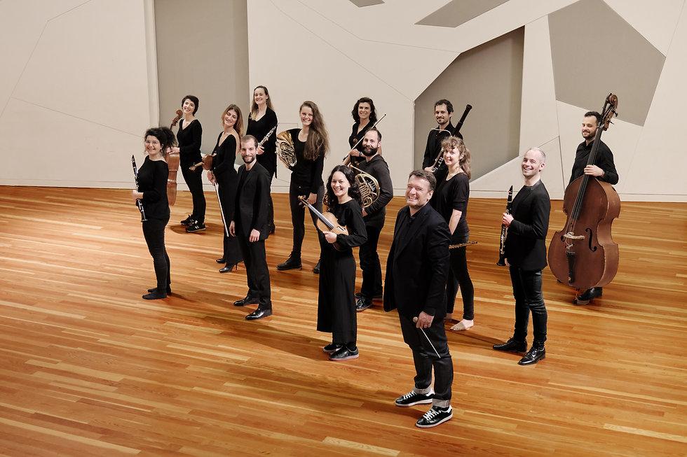 Appassionato - Version orchestre de cham