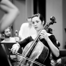 Caroline Sypniewski, violoncelliste