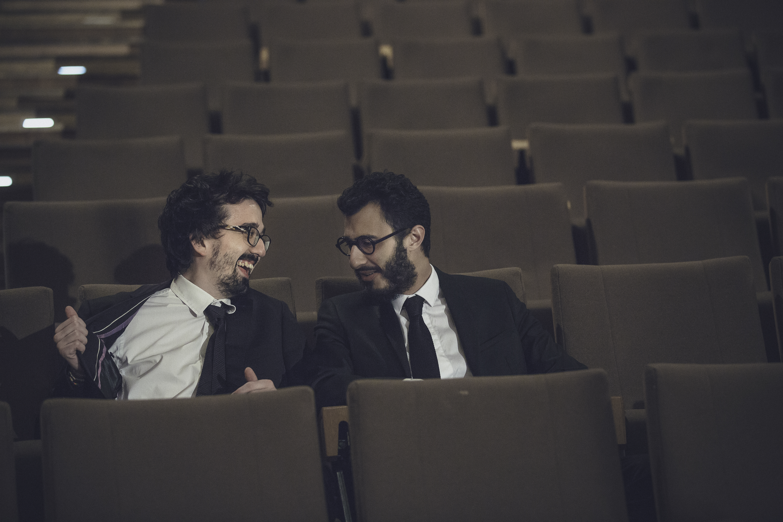 Simon Iachemet & Samy Rachid