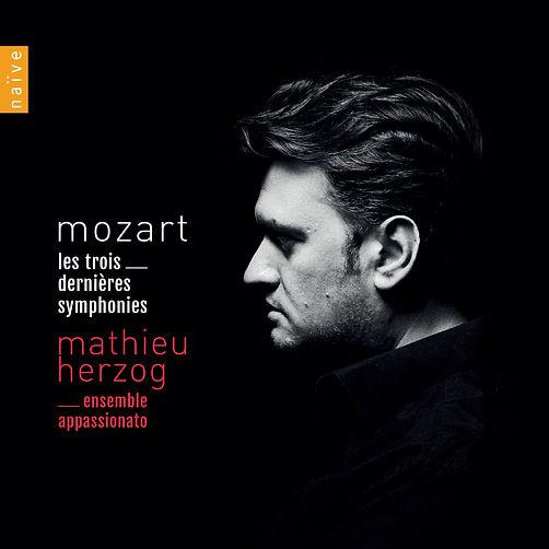 V5457 K Mozart Herzog Ensemble Appassion