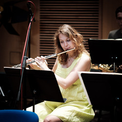 Charlotte Bletton, flûtiste