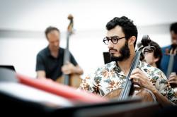 Samy Rachid, violoncelliste