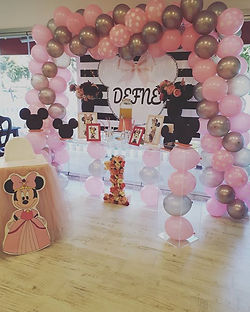 🎀 Defne 1 yaşında 🎀__#party #partimeka