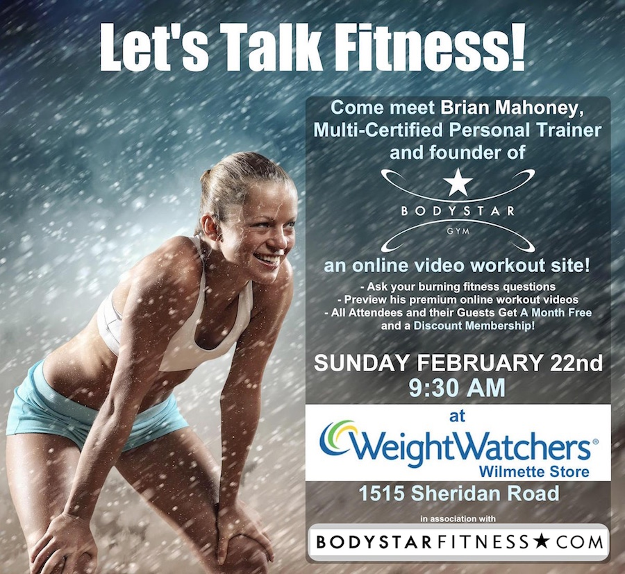 Bodystar Fitness and Weight Watchers